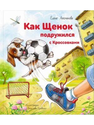 Как щенок подружился с Кроссовками